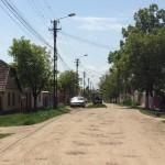 Strassen in Timisoara