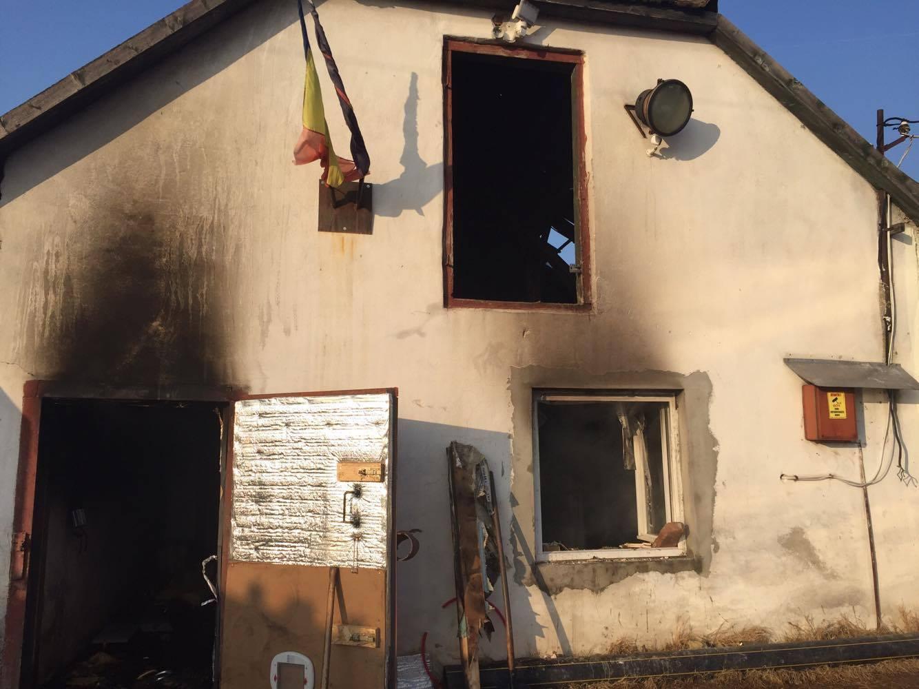 14-Brand Schutzhof Giarmata