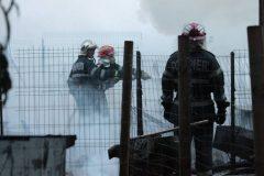 Einsatz der Feuerwehr von Timisoara